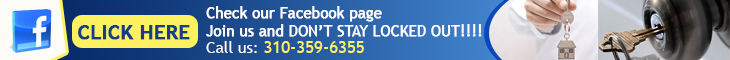 Join us on Facebook - Locksmith Santa Monica